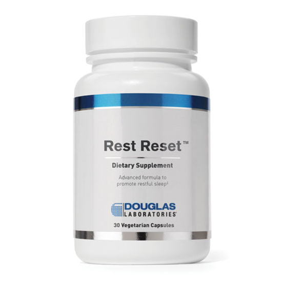 Picture of Rest Reset 30 Caps by Douglas Laboratories