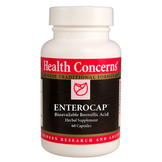 Picture of Enterocap 60 caps, Health Concerns