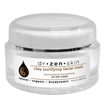 Picture of Clay Purifying Facial Mask 3.4 oz. by Dr. Zen Skin