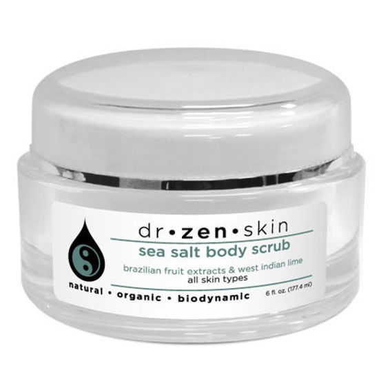 Picture of Sea Salt Body Scrub 6 oz. by Dr. Zen Skin