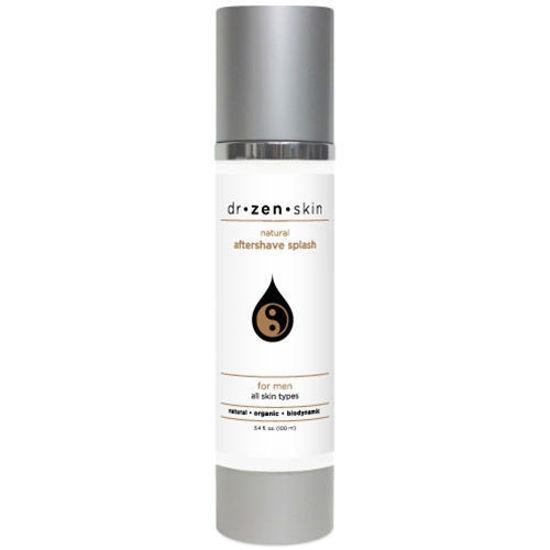 Picture of Men's Natural Aftershave Splash by Dr. Zen Skin