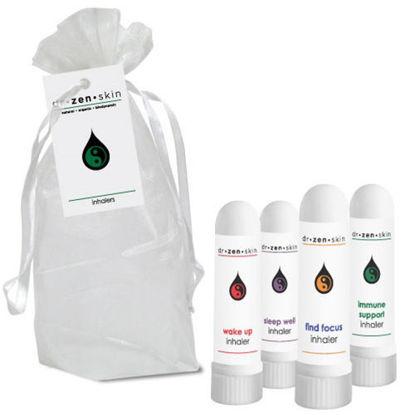 Picture of Inhaler Kit (4 pc.) by Dr. Zen Skin