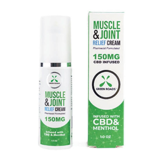 Picture of Muscle & Joint Relief Cream by Green Roads