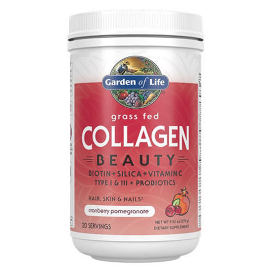 Picture of Grass Fed Collagen Beauty (Cranberry Pomegranate) 270g, GoL