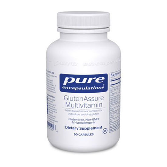 Picture of GlutenAssure Multivitamin 90's, Pure Encapsulations