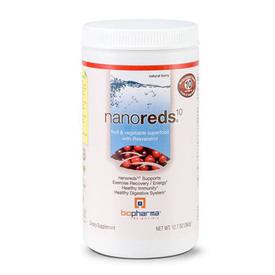 Picture of NanoReds10 (Berry) 12.7oz. by Biopharma Scientific