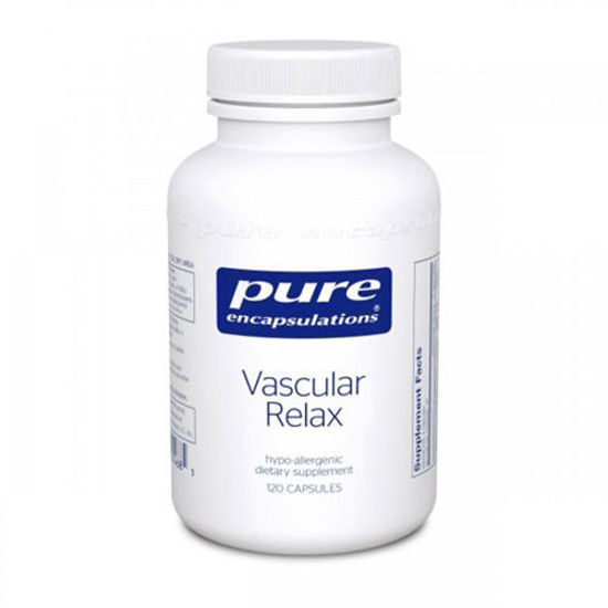 Picture of Vascular Relax 120's, Pure Encapsulations