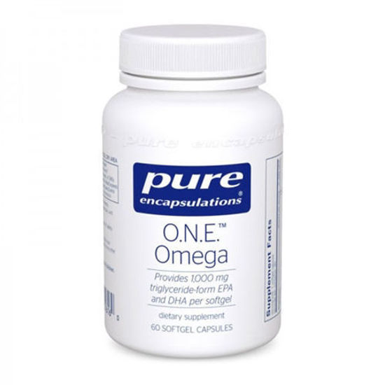 Picture of ONE Omega 30's, Pure Encapsulations