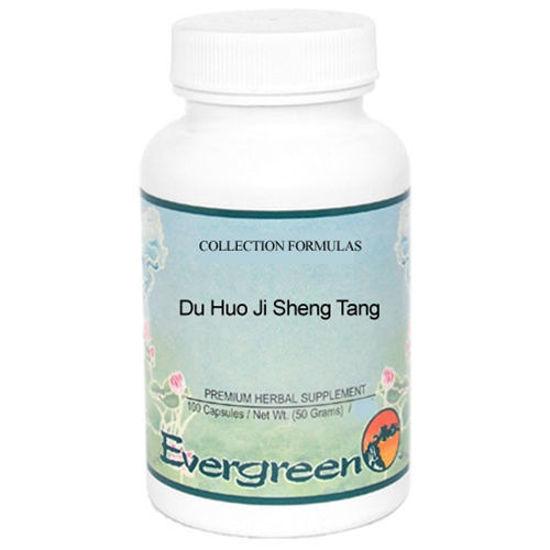 Picture of Du Huo Ji Sheng Tang Evergreen Capsules 100's