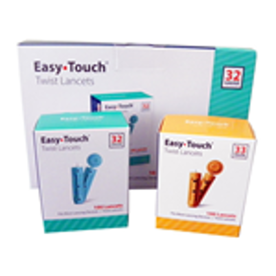 Picture of EasyTouch Twist Lancets