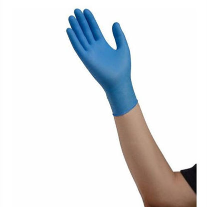 Picture of ESTEEM Nitrile Exam Gloves (Lg.) by Cardinal Health 100's