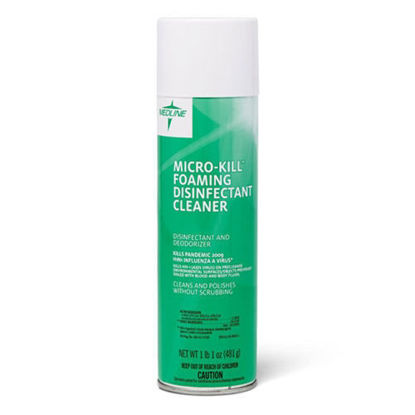 Picture of Micro-Kill Foaming Disinfectant Cleaner 17 oz. by Medline