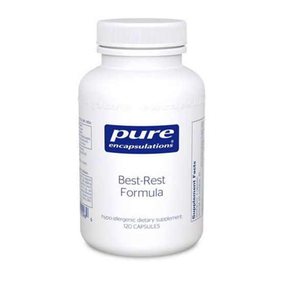 Picture of Best Rest Formula 120's, Pure Encapsulations