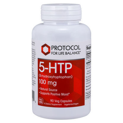 Picture of 5-HTP (100mg) 90 caps by Protocol