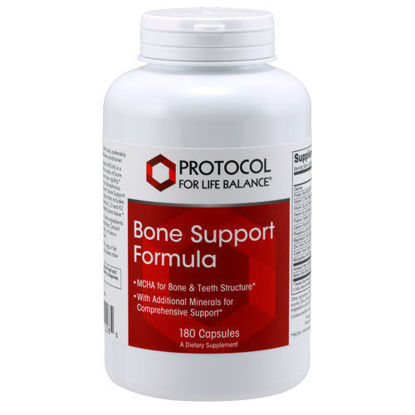 Picture of Bone Support Formula 180 caps by Protocol