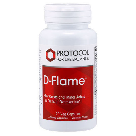 Picture of D-Flame 90 caps by Protocol