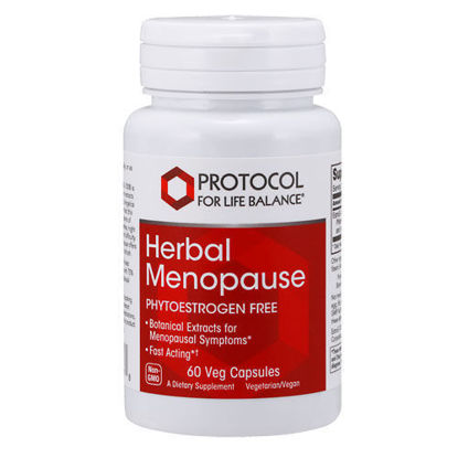 Picture of Herbal Menopause 60 caps by Protocol