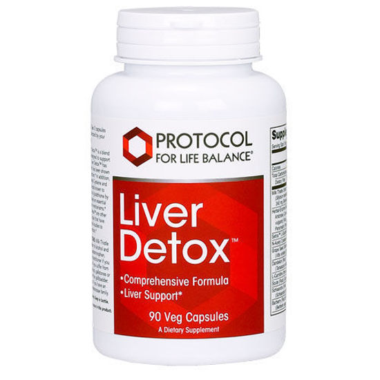 Picture of Liver Detox 90 caps by Protocol