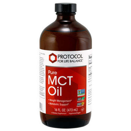 Picture of MCT Oil 16 oz. by Protocol