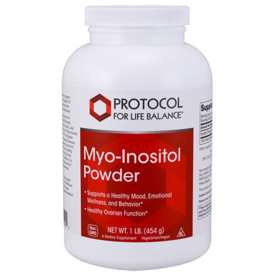 Picture of Myo-Inositol Powder 1lb. by Protocol