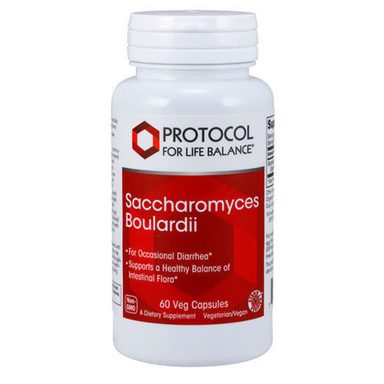 Picture of Saccharomyces Boulardii 60 caps by Protocol