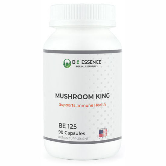 Picture of Mushroom King 90 caps by Bio Essence