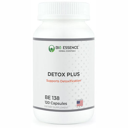 Picture of Detox Plus 120 caps by Bio Essence