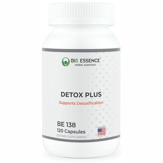 Picture of Detox Plus 120 caps by Bio Essence