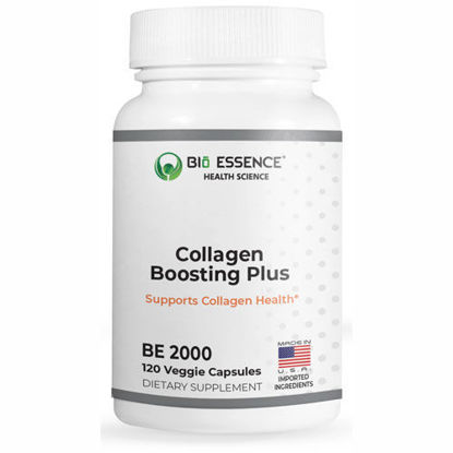Picture of Collagen Boosting Plus 120 caps by Bio Essence