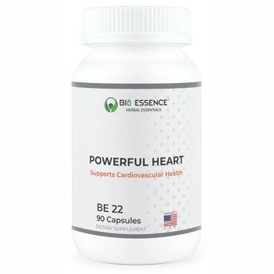 Picture of Powerful Heart 90 caps by Bio Essence