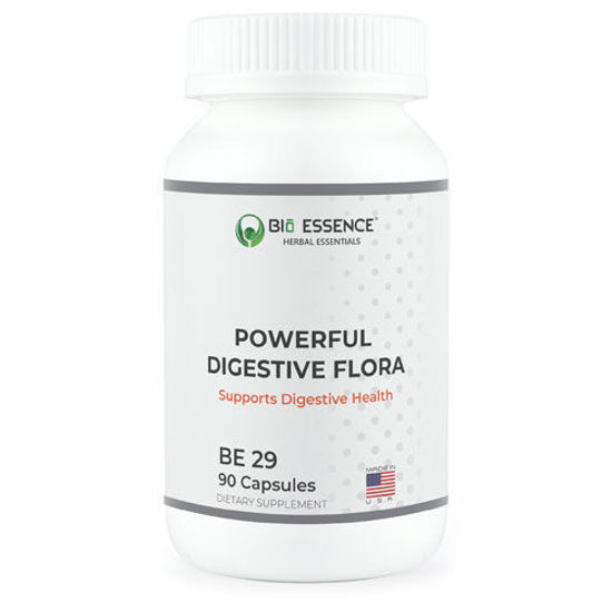 Picture of Powerful Digestive Flora 90 caps by Bio Essence