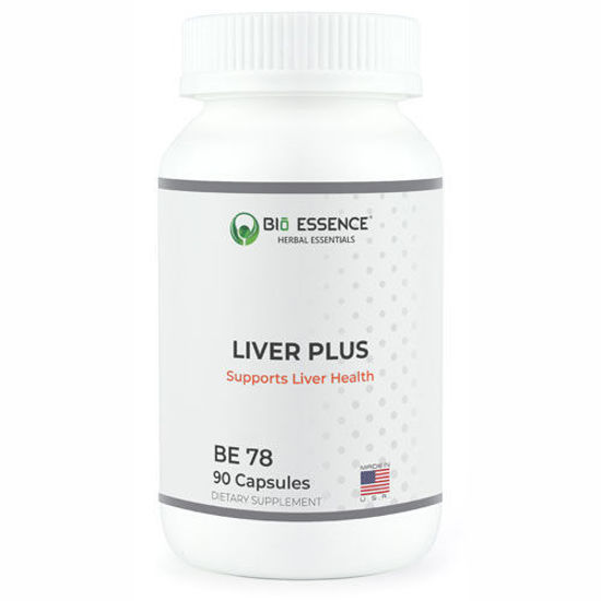 Picture of Liver Plus 90 caps by Bio Essence