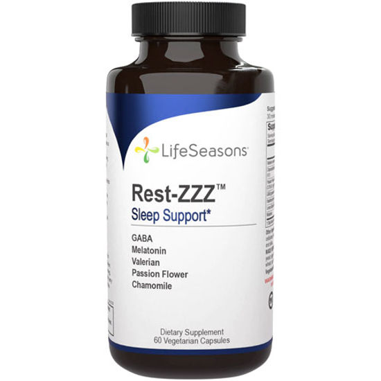 Picture of Rest-ZZZ 60 caps by LifeSeasons
