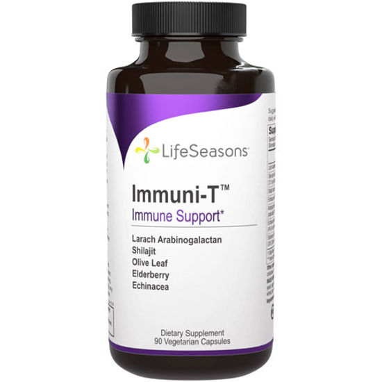 Picture of Immuni-T 90 caps by LifeSeasons