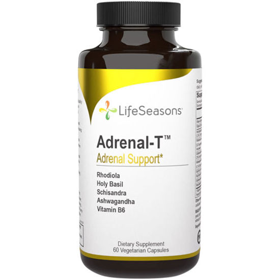 Picture of Adrenal-T 60 caps by LifeSeasons