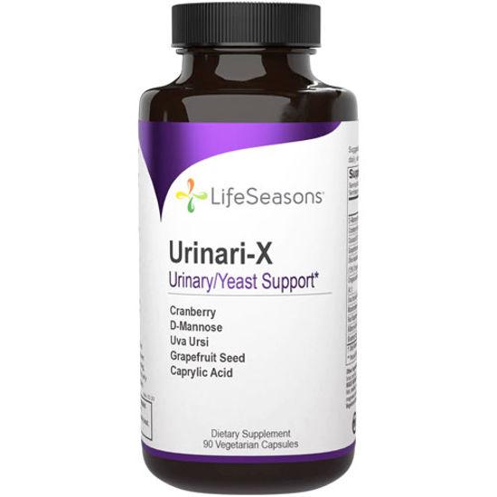 Picture of Urinari-X 90 caps by LifeSeasons