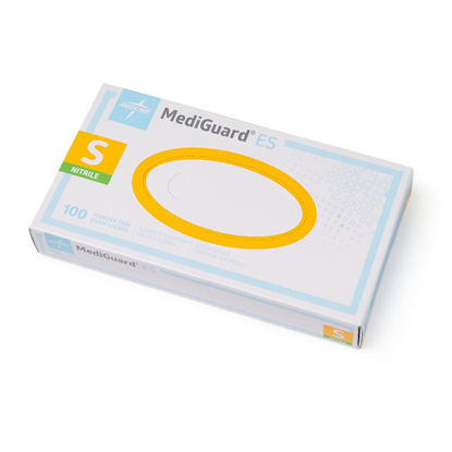 Picture of MediGuard ES Powder-Free Nitrile Exam Gloves