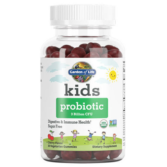 Picture of Kids Organic Probiotic 30 Gummies by Garden of Life