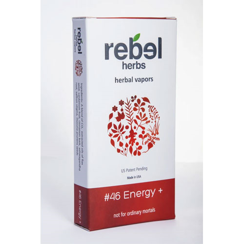 Rebel Herbs #46 Energy+ Vapor Kit by Rebel Herbs